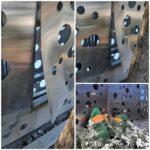 В Запорожье пытались разворовать памятник Ликвидаторам аварии на ЧАЭС