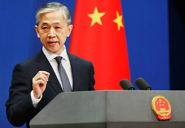 "В Китае негативно отреагировали на санкции против инвесторов ""Мотор Сичи"""