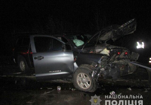 Смертельное ДТП в Запорожской области: два человека погибли