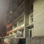 Стали известны предварительные причины пожара в Запорожской инфекционной больнице