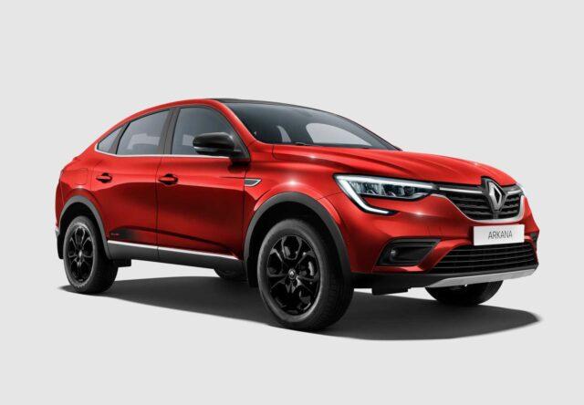 ЗАЗ запускает производство новой версии кроссовера Renault Arkana