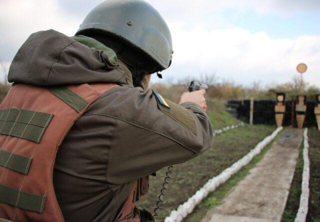 В Энергодаре застрелилась женщина военнослужащая