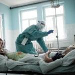 ліжка в лікарнях