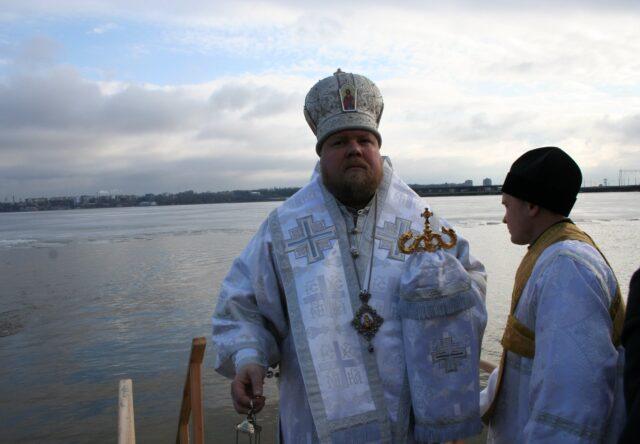 Запорожский священник ПЦУ заболел коронавирусом