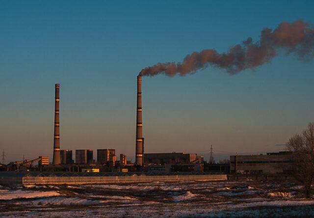 Возле Запорожской ТЭС установили систему накопления энергии