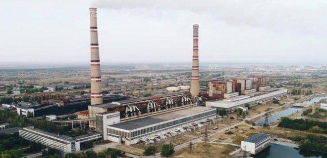 На Запорожской ТЭС устанавливают причины аварийного отключения