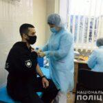 """В Запорожье вакцинировали батальон """"Скиф"""""""