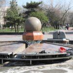 Запоріжжя фонтан площа Маяковського