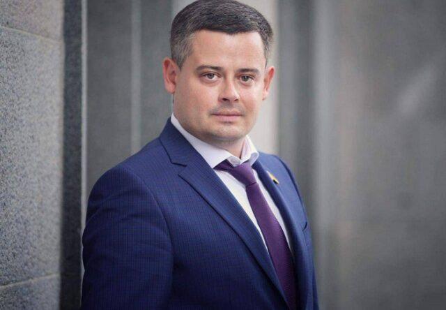 Запоріжжя партія Слуга Народу Павло Мельник