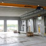 Виды кран-балок Киевский завод подъемно-транспортного оборудования