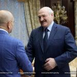 Запоріжжя Євгеній Шевченко зустріч з Лукашенко нардеп