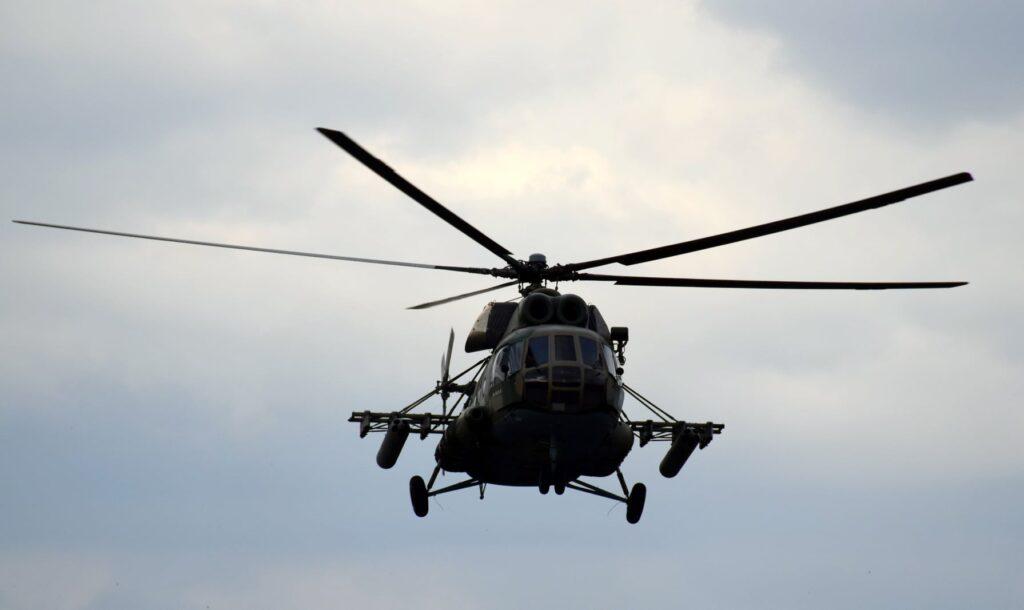 """""""Мотор Сич"""" разработает лопасти для Ми-24"""