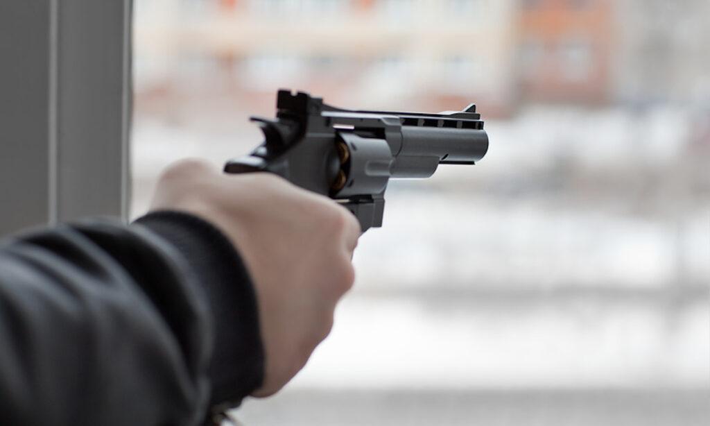 В Запорожье задержали парня за стрельбу в жилом квартале