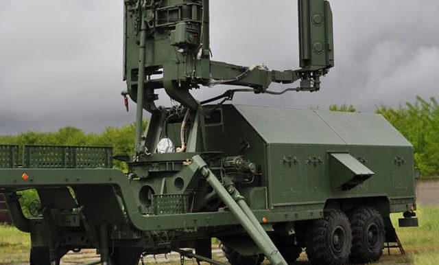 Запорожье предприятие ИСкра ВСУ техниа радиолокатор