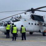 """На """"Мотор Сичи"""" испытали вертолеты Ми-24"""