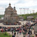 Хортиця Запоріжжя карантин 8 травня