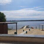 Пляжный сезон-2021 в Запорожье - результаты проб речной воды