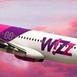 Лоукостер Wizz Air авиарейс Катовице-Запорожье