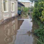 Запорожье Мелитополь ливни дожди затопило спасатели ГСЧС