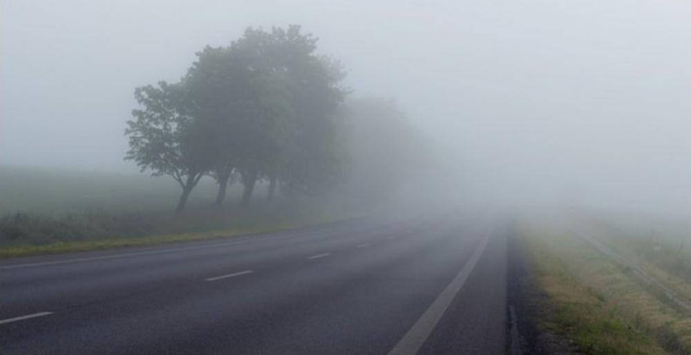 Запорожцев предупреждают о туманах и грозах