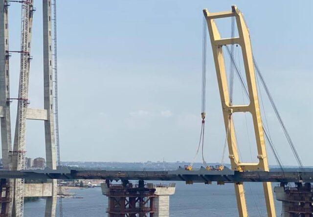 Строительство мостов Запорожье