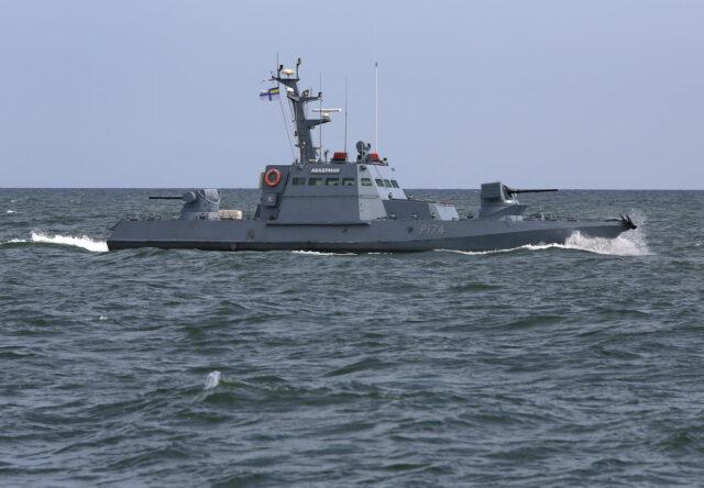 В Азовском море увеличится количество военных катеров