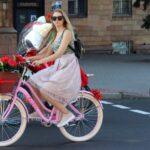 Запорожье велопарад девушек
