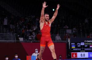 Олимпийские игры-2020 - Парвиз Насибов сегодня выходит в финал