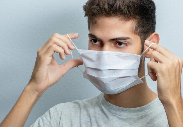 Запорожье карантин маски
