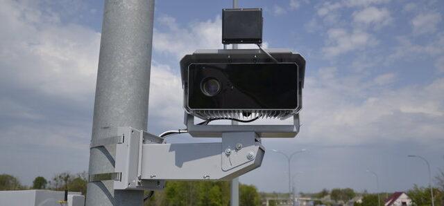 Камеры контроля скорости в Запорожье: сотни нарушений за полдня