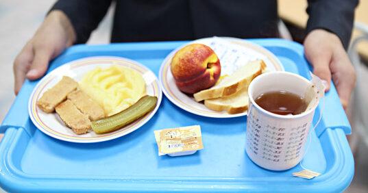 питание обновлённое меню в школах
