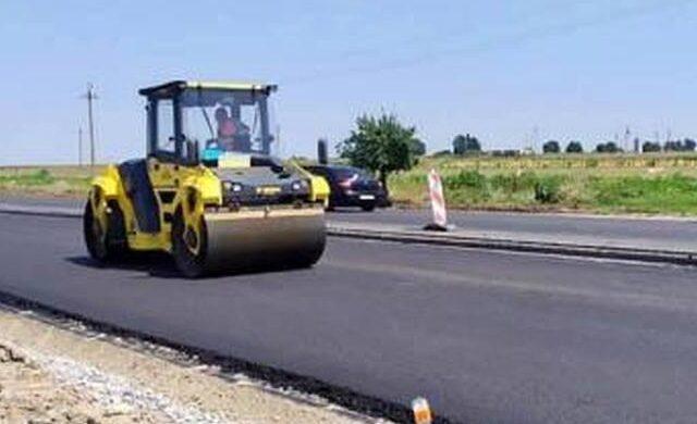 Запорожье ремонт дороги