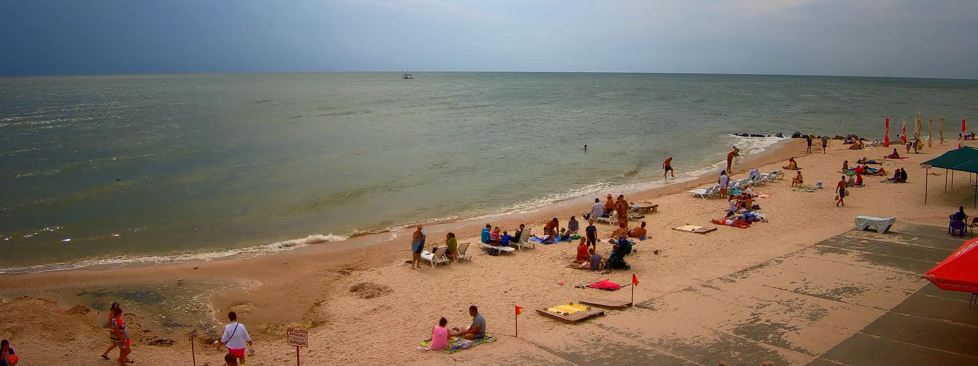 Море неспокойное: погода в Кирилловке, Бердянске, Приморске