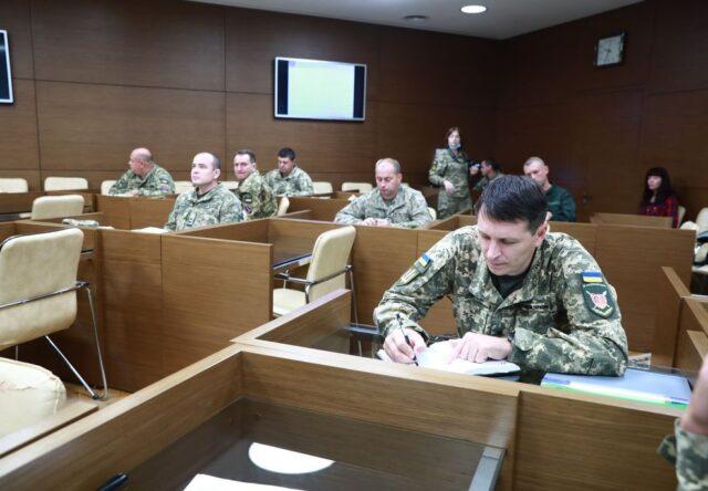 В Запорожской области начался призыв на осеннюю службу