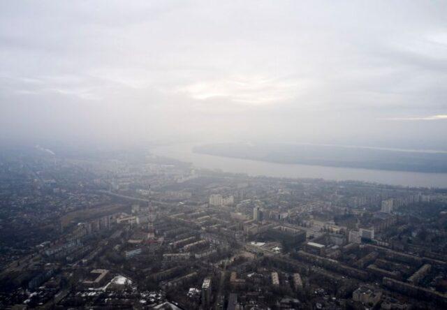 В Запорожье зафиксировали высокое содержание пыли в воздухе