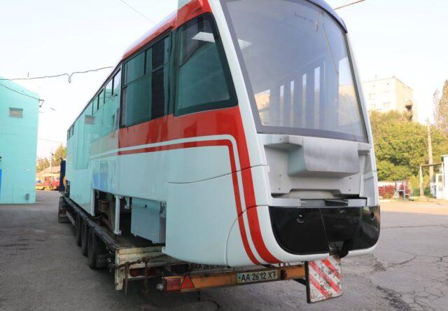 В Запорожье изготовят трамваи собственного производства (ФОТО)