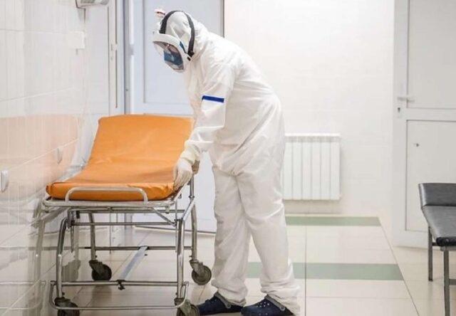 В Запорожье на 75% заполнены ковидные больницы